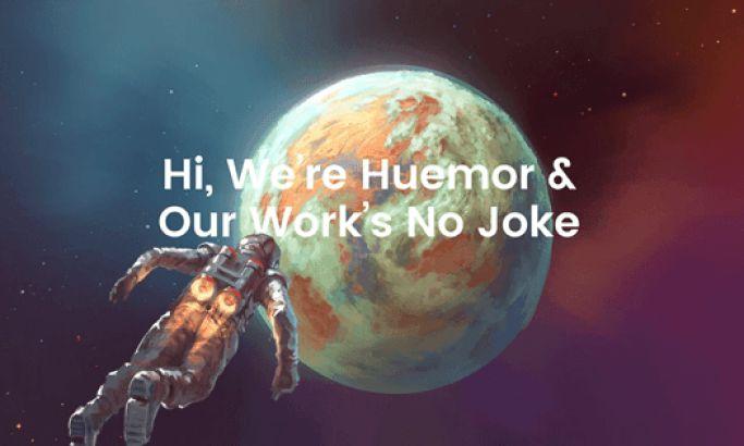 Huemor Great Website Design