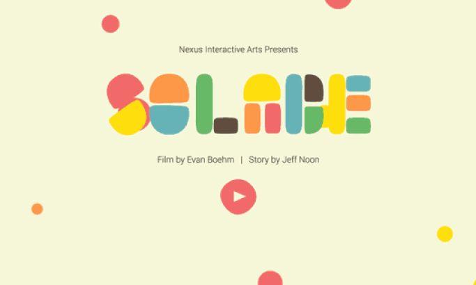 Remember Spook Colorful Website Design