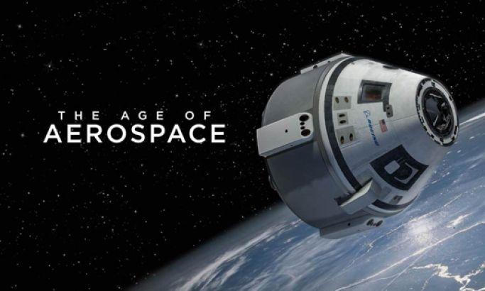 The Age of Aerospace Great Website Design
