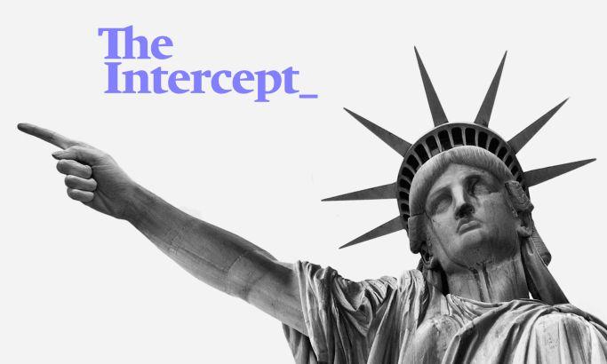 The Intercept Top Website Design