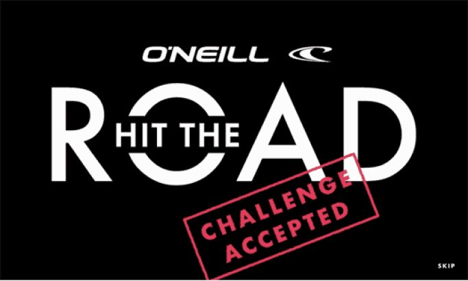 O'Neill Hit The Road Top Website Design