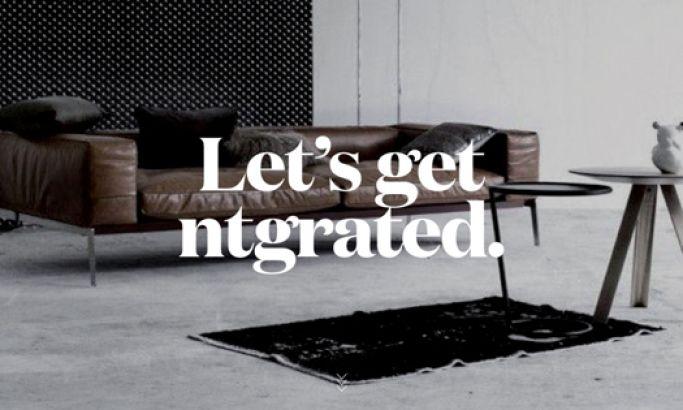 Ntgrate Clean Website Design