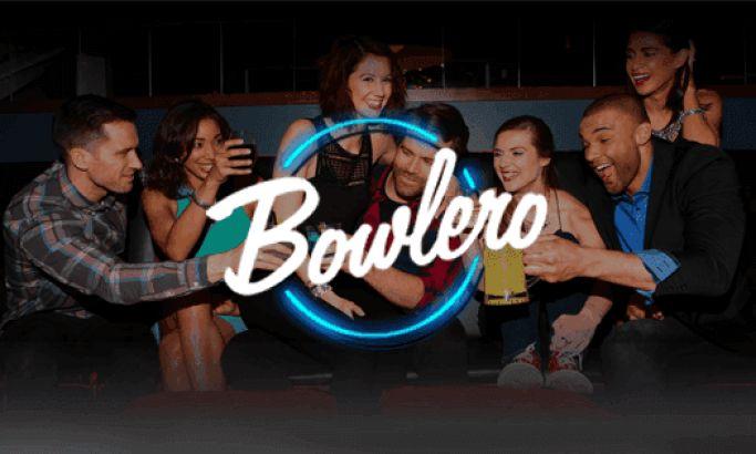 Bowlero Colorful Website Design