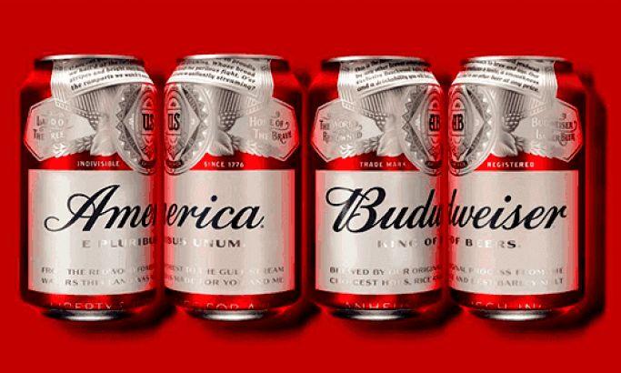 Budweiser Cool Package Design