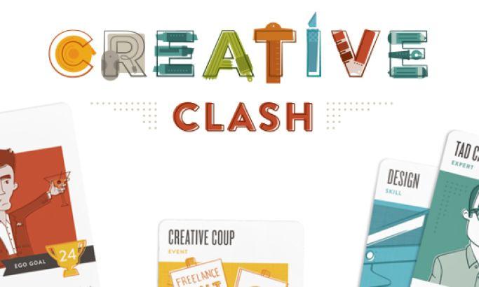 Creative Clash Colorful Website Design