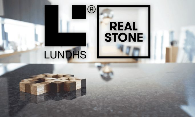 Lundhs Real Stone Top Website Design