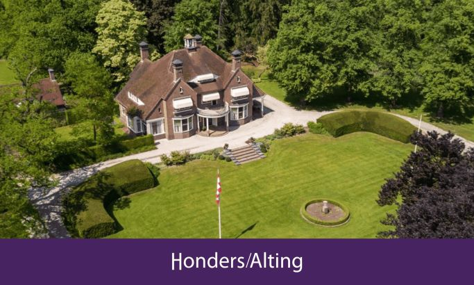 Honders Alting Professional Website Design