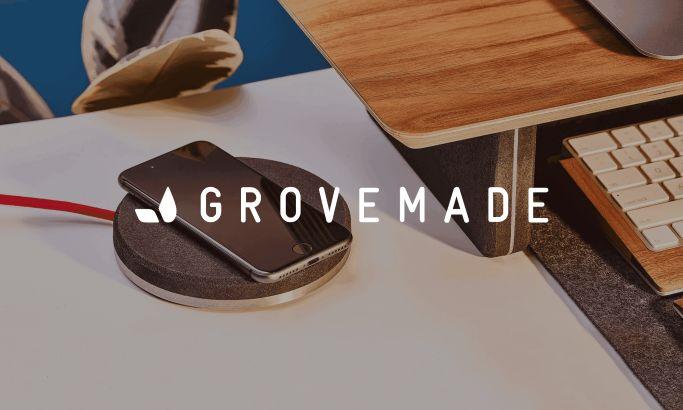 Grovemade Top Website Design