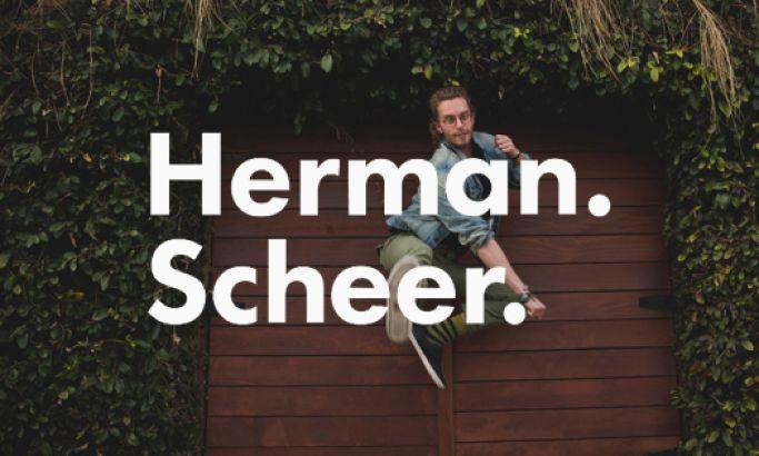 Herman & Scheer Corporate Website Design
