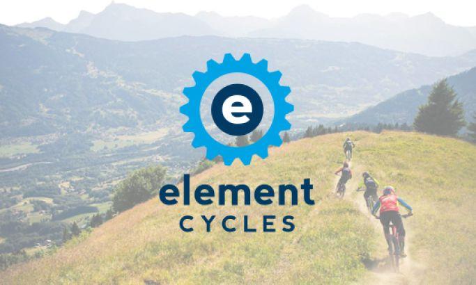 Element Cycles Clean Website Design