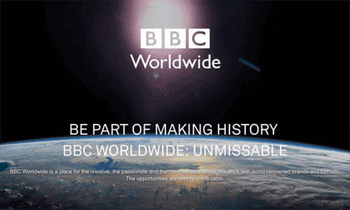 BBC Worldwide Awesome Website Design
