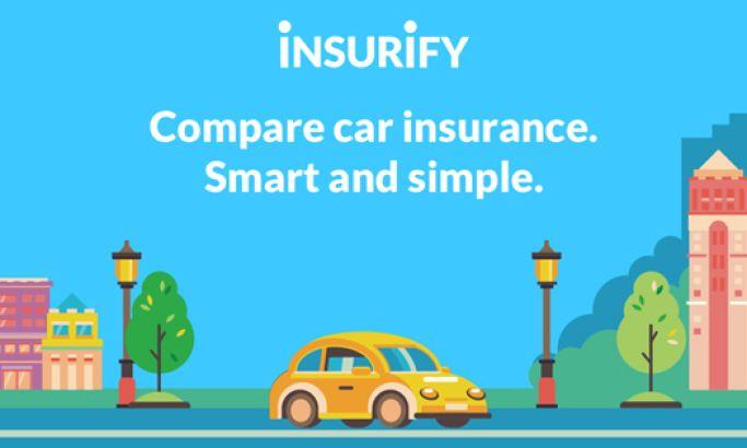 Insurify Illustrated Website Design