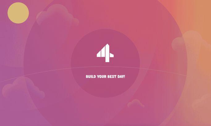 Build Your Best Day Creative Website Design