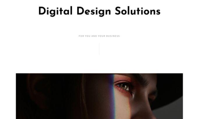 Boosted Elegant Website Design