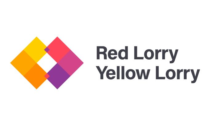 Red Lorry Yellow Lorry Colorful Website Design