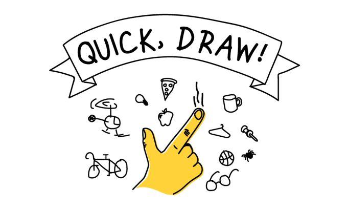 Quick Draw Creative Website Design