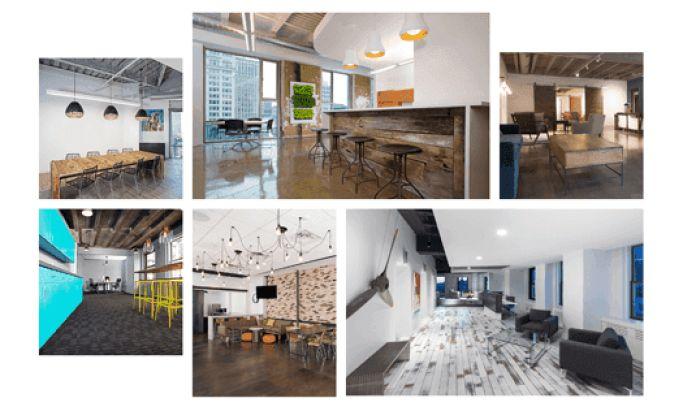 Parallel Design Group Clean Website Design
