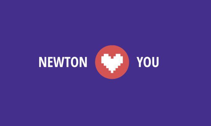 Newton Great Website Design