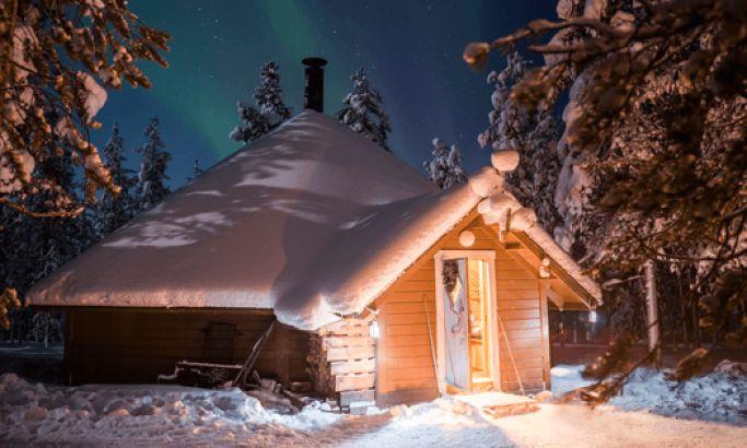 Magic Of Lapland Beautiful Website Design
