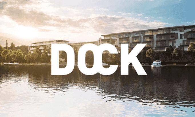 Dock Elegant Website Design