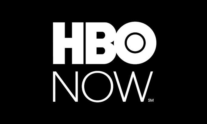 HBO Now Minimal Website Design