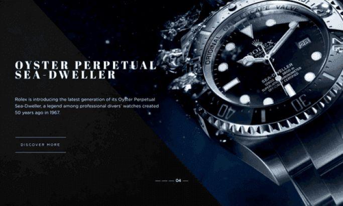 Gofas Beautiful Website Design