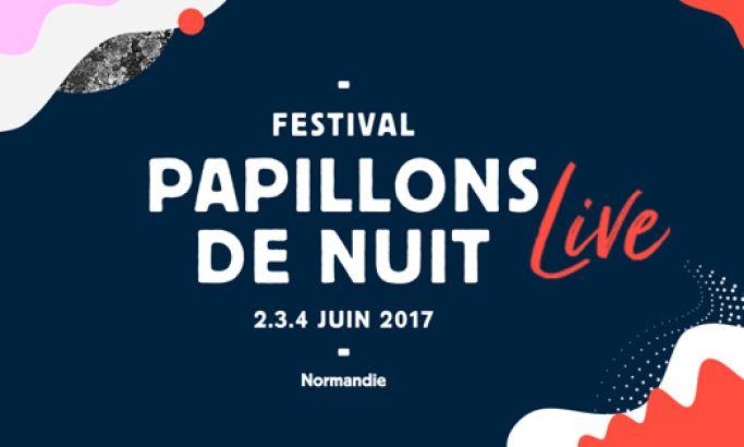 Papillons de Nuit Amazing Website Design