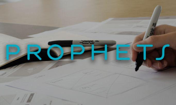 Prophets Creative Website Design