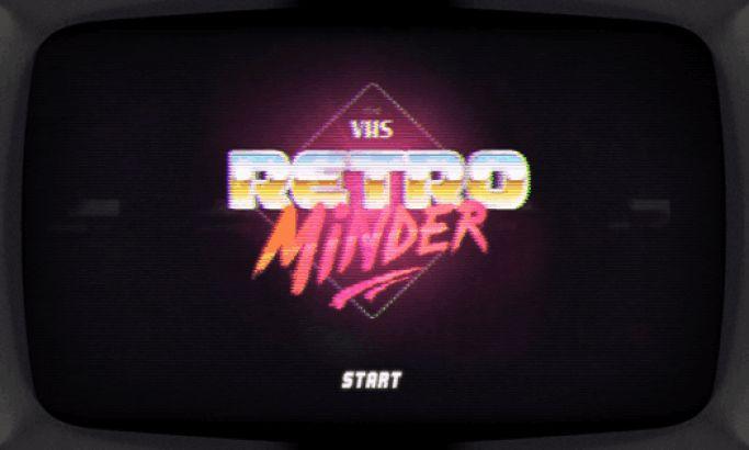 Retrominder Awesome Website Design
