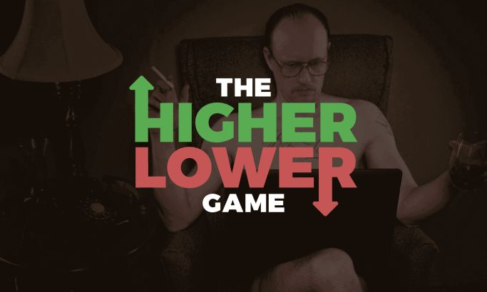 The Higher Lower Game Top Website Design