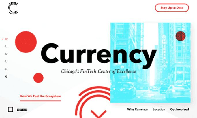 Currency Chicago Professional Website Design