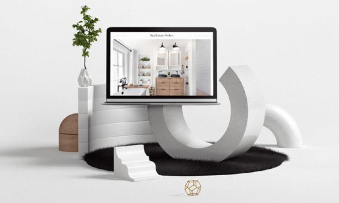 Squarespace Exciting Website Design