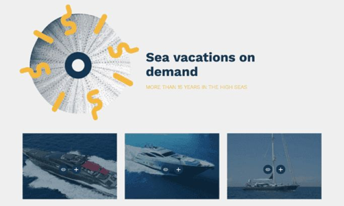 Smooth Sailing Ibiza Beautiful Website Design
