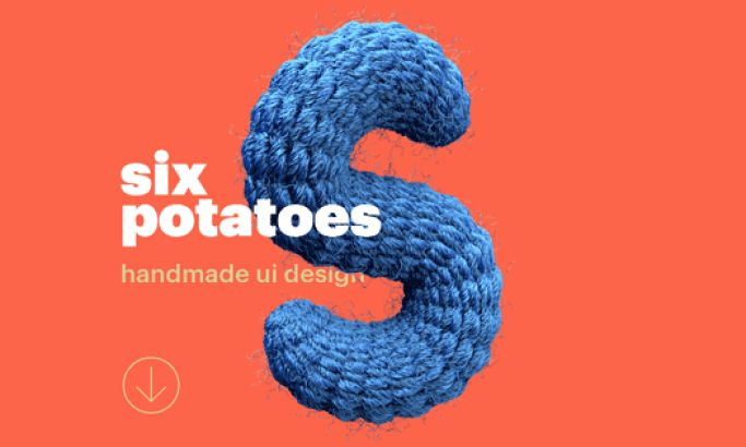 Six Potatoes Awesome Website Design