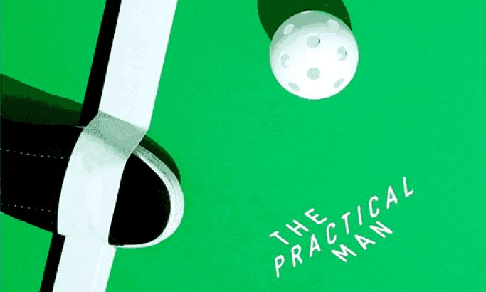 The Practical Man Outstanding Print Design