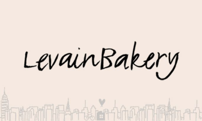 Levain Bakery Beautiful Website Design