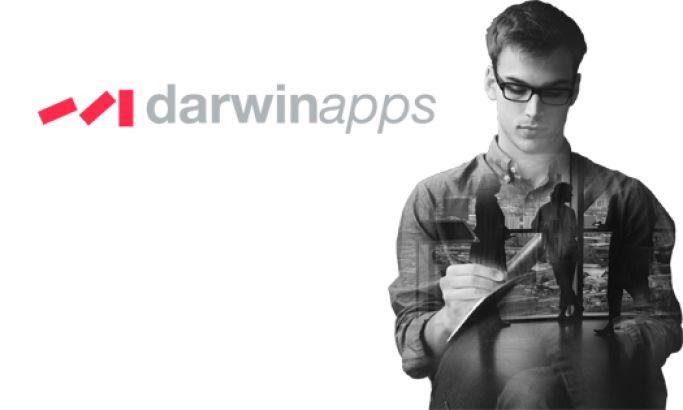 Darwin Apps Amazing Website Design