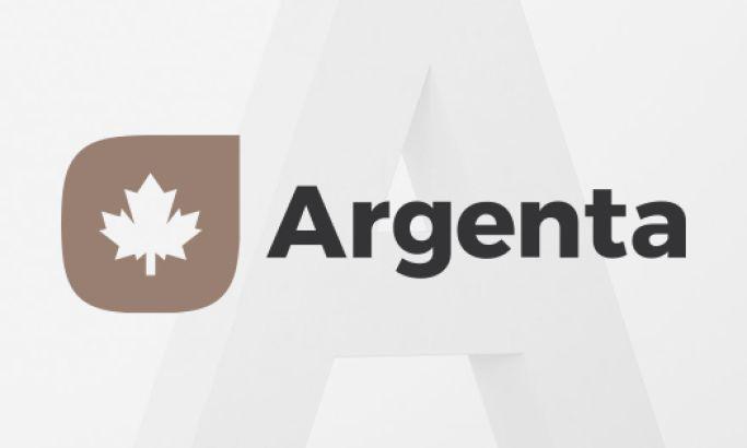Argenta Corporate Website Design