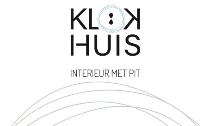 Klokhuis Interior Clean Website Design