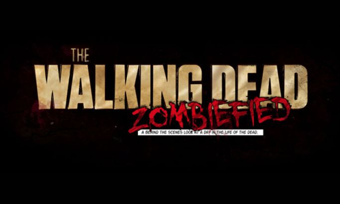 The Walking Dead: Zombiefied Great Website Design