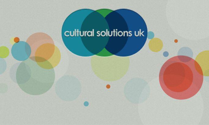 Cultural Solutions Colorful Website Design