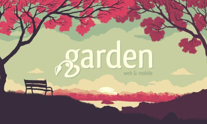 Garden Studio Stunning Website Design