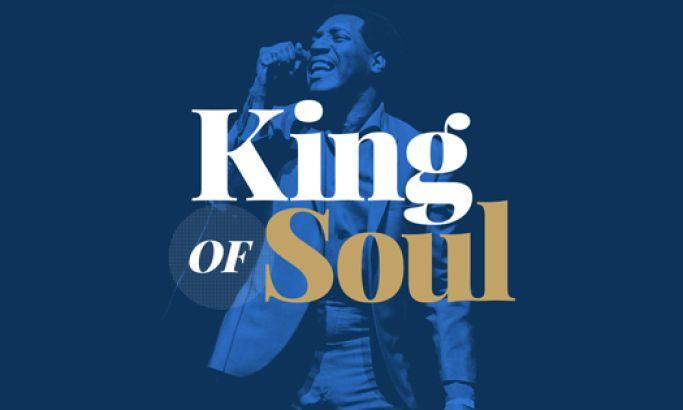 King of Soul Beautiful Website Design