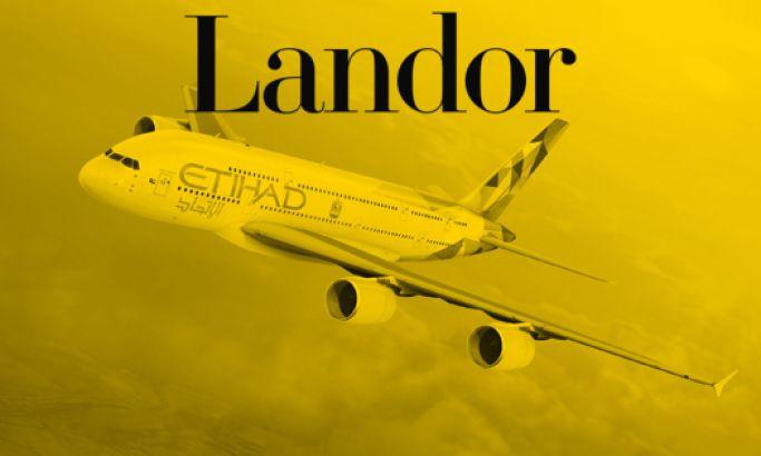 Landor Minimal Website Design