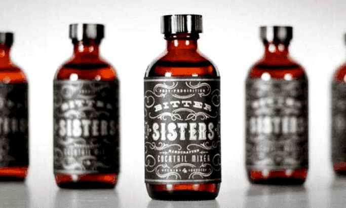 Bitter Sisters Cocktail Mixer