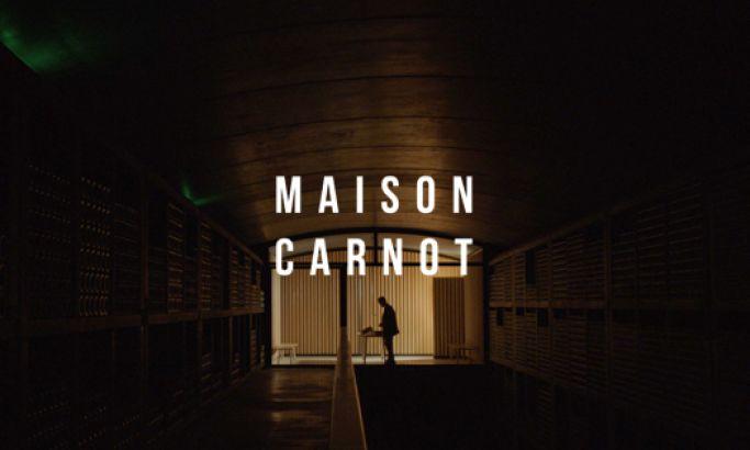 Maison Carnot Minimal Website Design