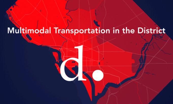 District Mobility Clean Website Design