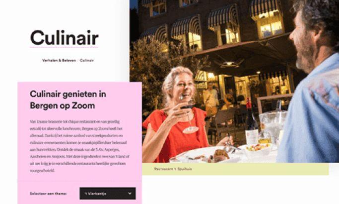 Bergen Op Zoom Great Website Design