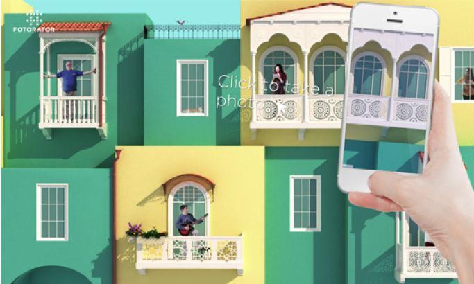Fotorator Awesome Website Design