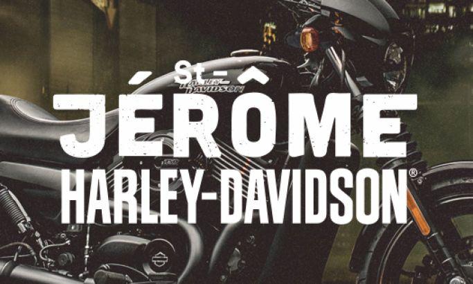 St. Jerome Harley Davidson Gorgeous Website Design